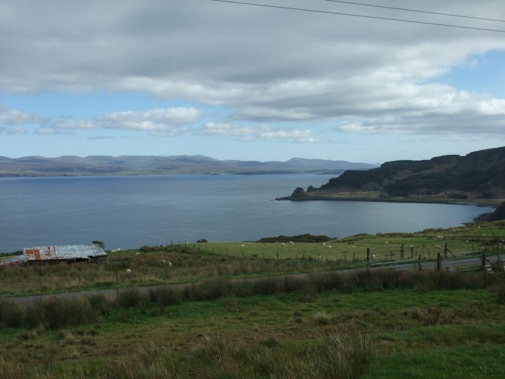 House Site, 4 Geary, Waternish, Isle Of Skye, IV55 8GQ