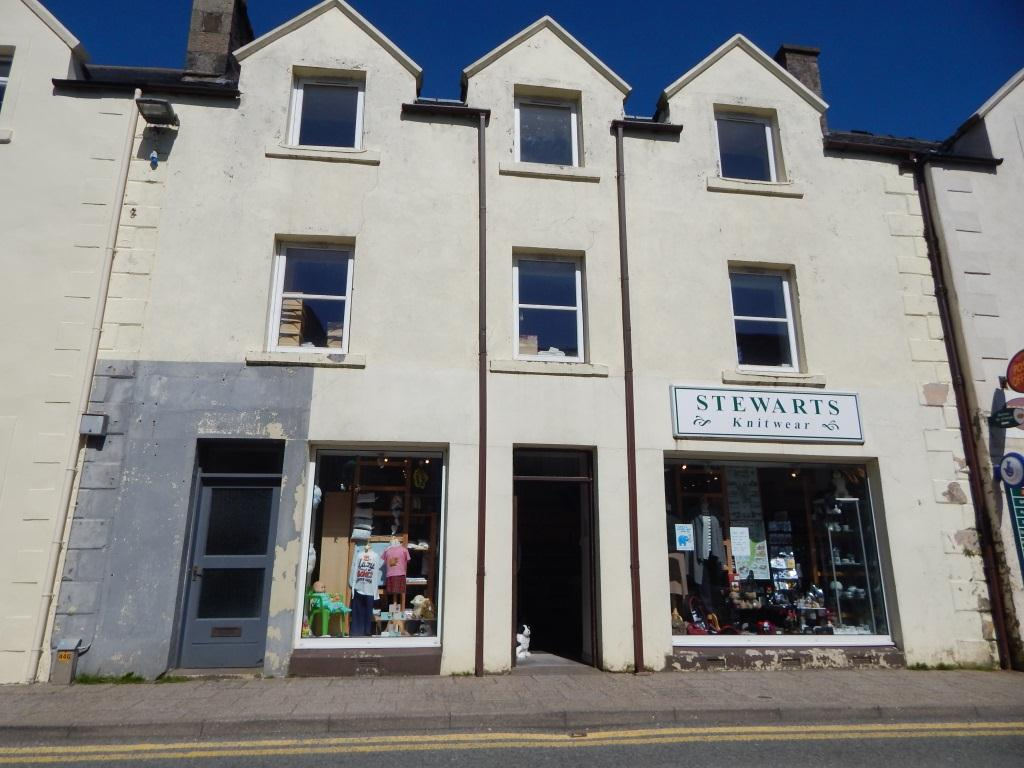 Commercial Premises, Wentworth Street, Portree, Isle Of Skye, IV51 9EJ