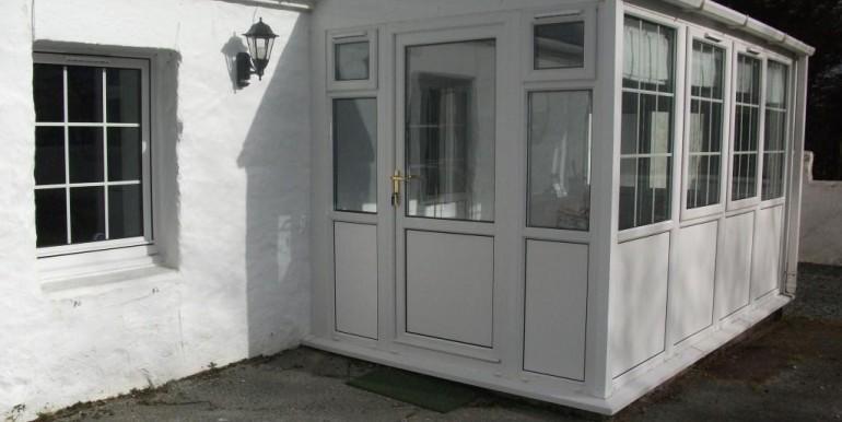 Adranach Cottage conservatory