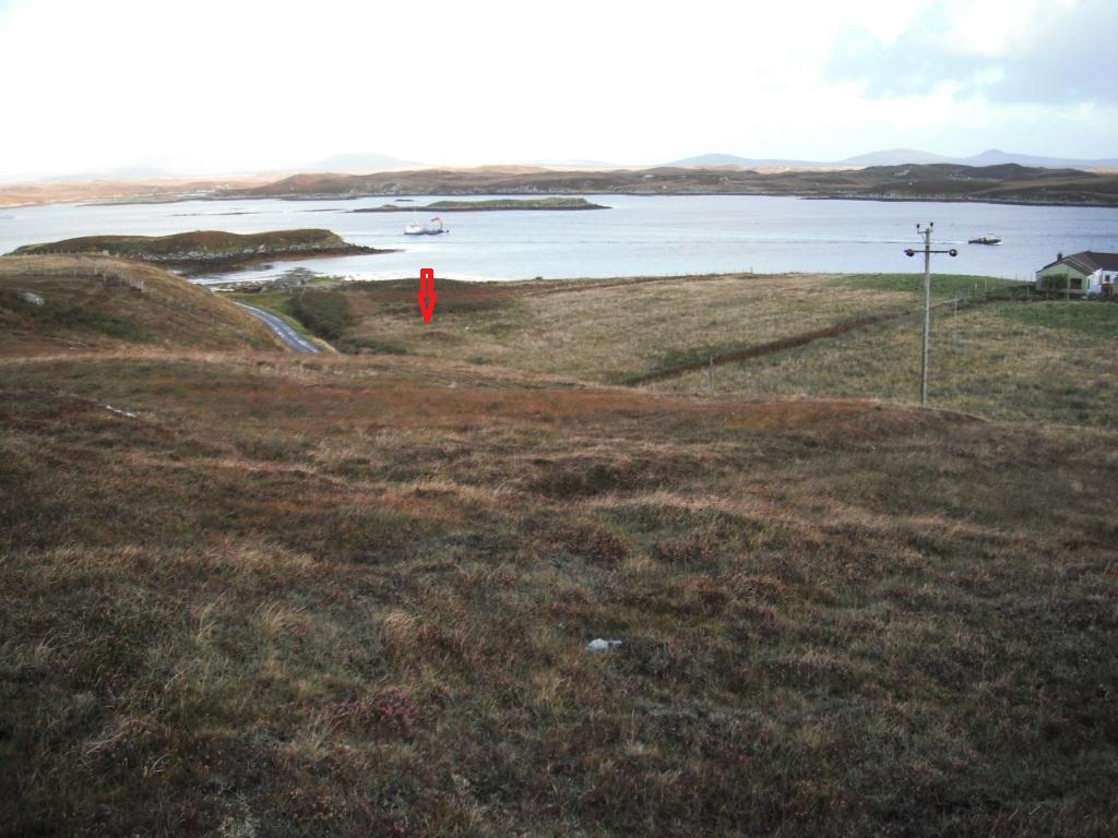 House Site, 4 Sidinish, Locheport, Isle of North Uist, HS6 5EX