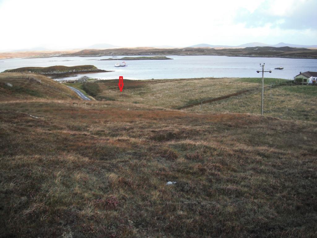 House Site, 4 Sidinish, Locheport, Isle of North Uist, HS6 5EX