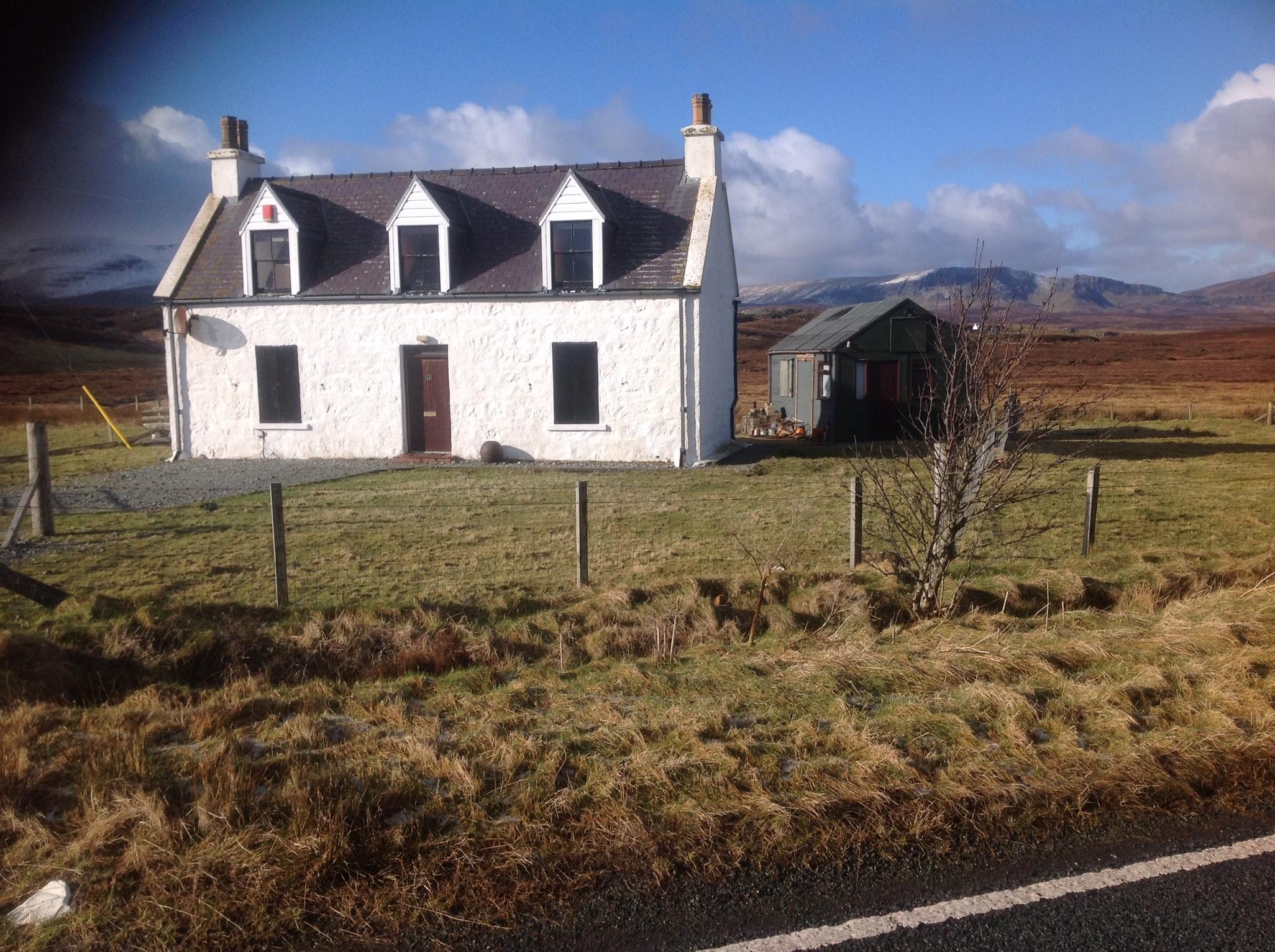 ½ 1 Valtos, Staffin, Isle Of Skye, IV51 9JD