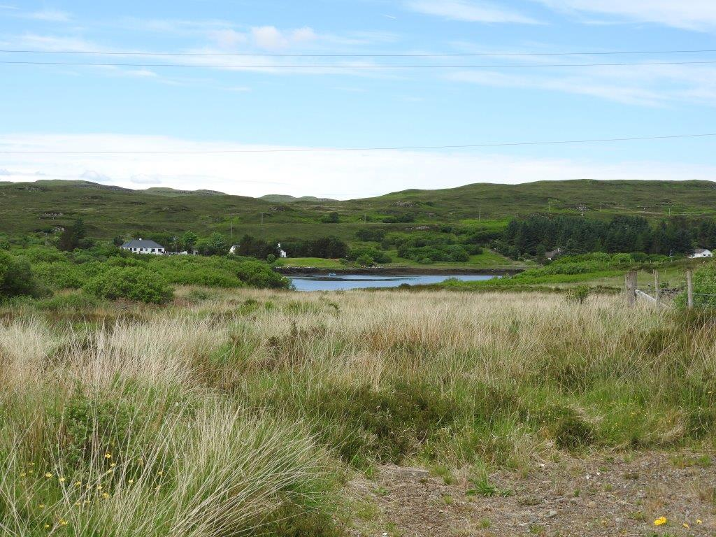 Decrofted House Site & Owner Occupied Croft, 76 Aird, Bernisdale, Isle Of Skye, IV51 9NU