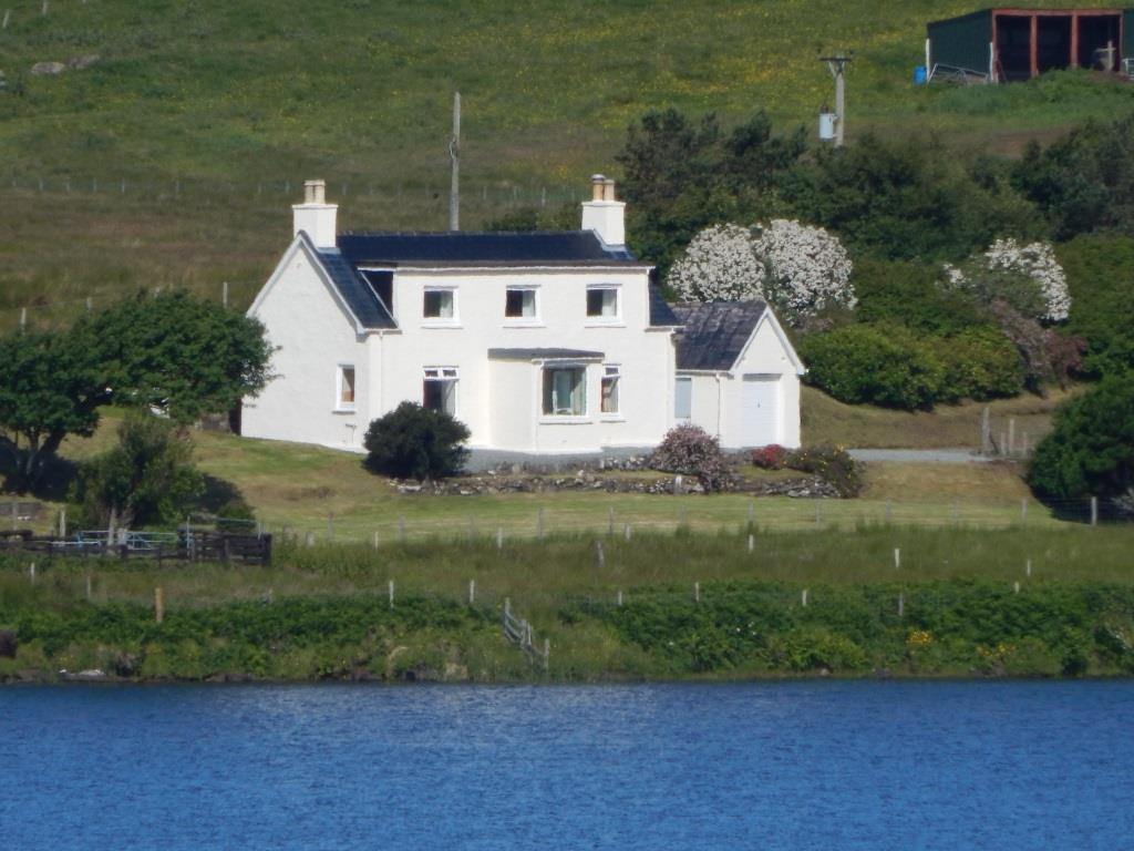 Lochside, Ellishadder, Staffin, Isle Of Skye, IV51 9JE
