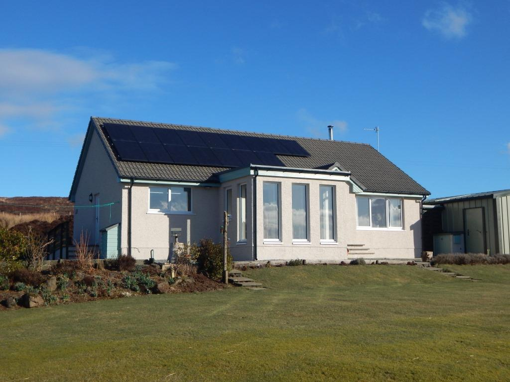 The Floss, 2B Kilmuir, Dunvegan, Isle Of Skye, IV55 8GU