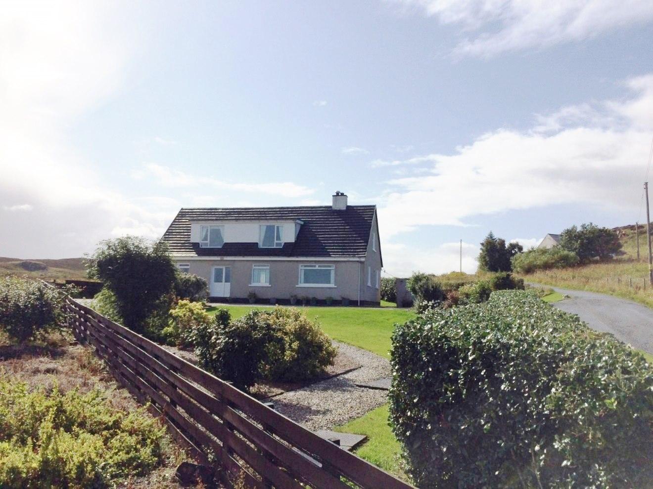 Island View, 10A Kildonan, Edinbane, Isle Of Skye. IV51 9PU