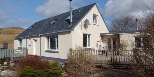 Tanera, Portree Road, Dunvegan, Isle Of Skye, IV55 8GT