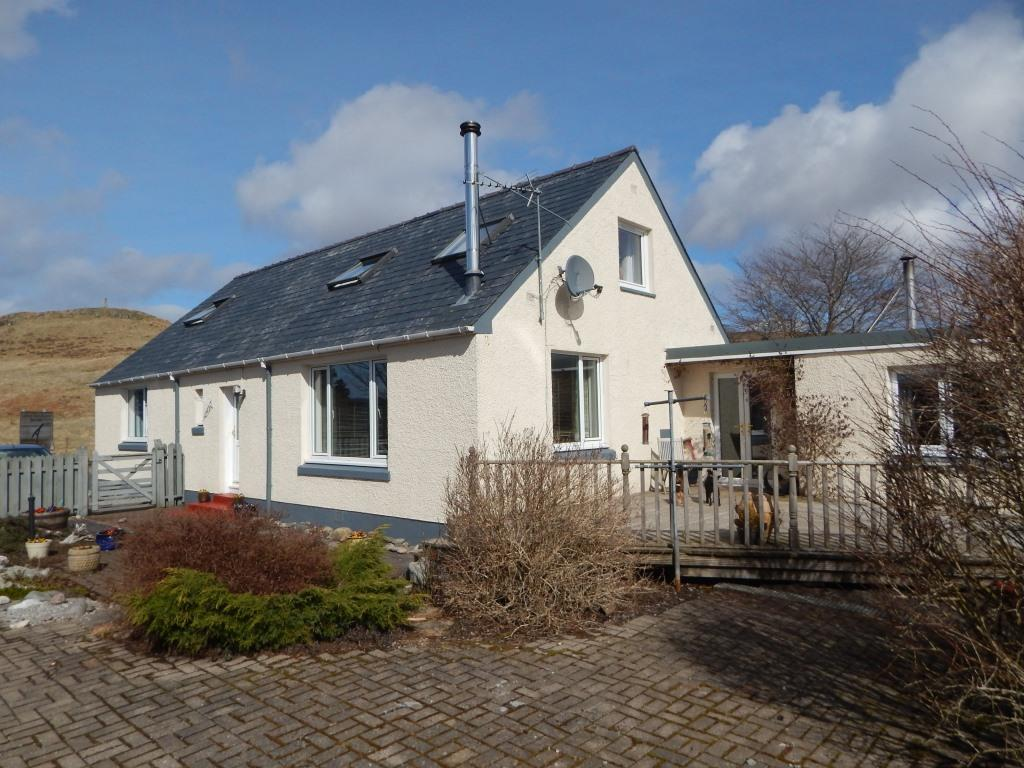 Tanera, Portree Road, Dunvegan, Isle Of Skye, IV55 8GT