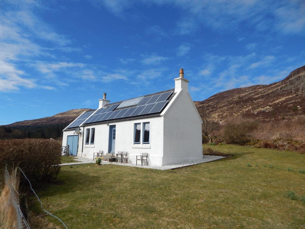 Shepherd's Cottage, Bharcasaig, Orbost, Isle Of Skye, IV55 8ZB