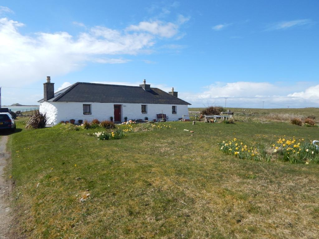 Cluain Glas, 8 Claddach, Kirkibost, Isle of North Uist, HS6 5EP