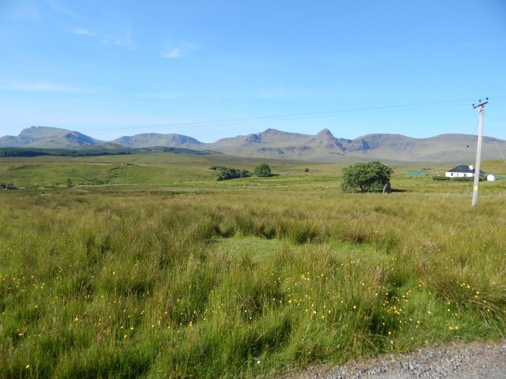 Owner Occupied Croft with Decrofted Potential House Site, ½ 1 Lealt, Staffin, Isle of Skye, IV51 9JW