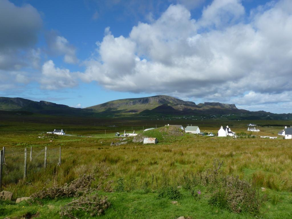 Croft Tenancy, 7 North Clachan, Staffin, Isle Of Skye, IV51 9HY
