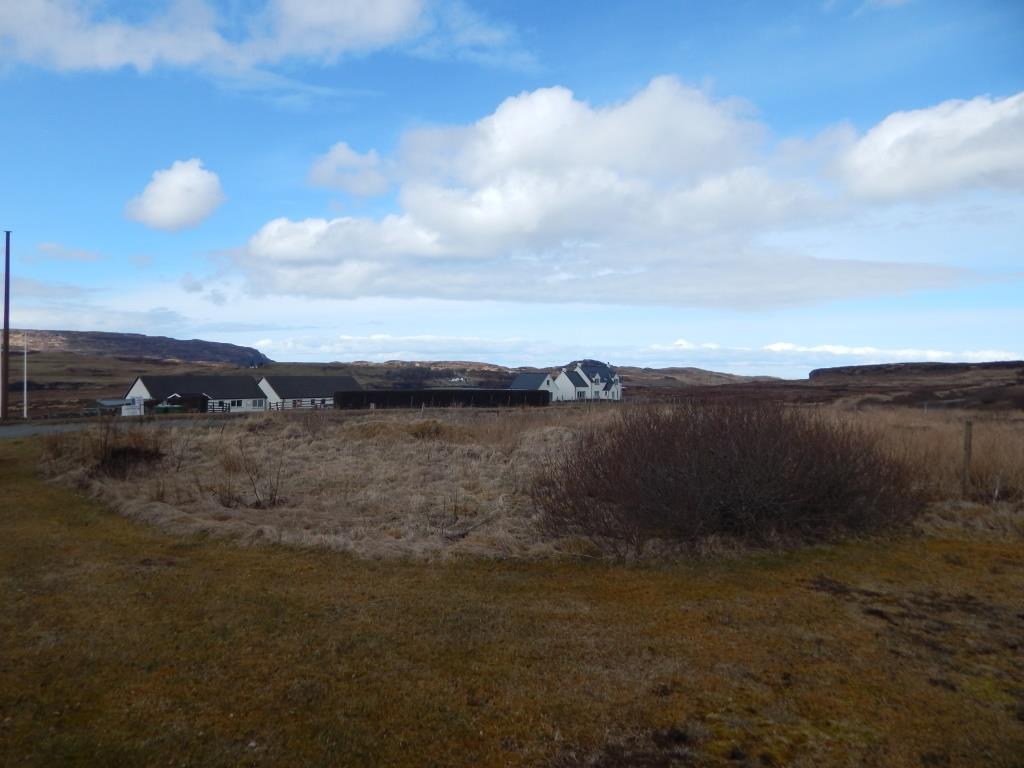 2 Plots At Arnisort, Flashadder, Isle Of Skye, IV51 9PS