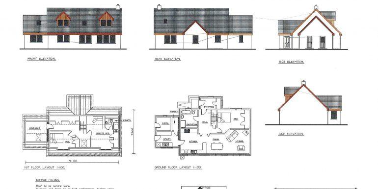 Plot 1 - House Design