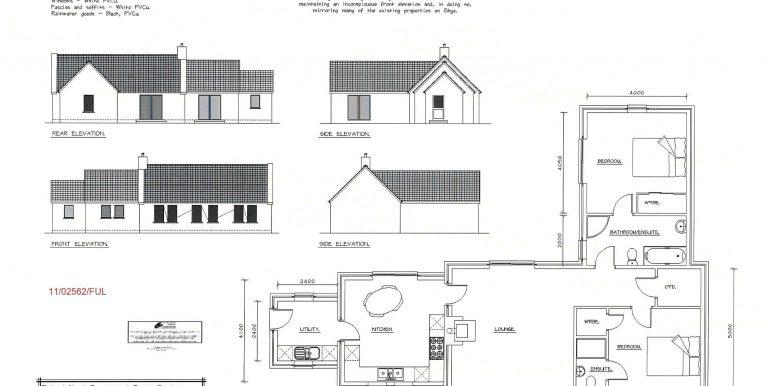 Plot 2 - house design