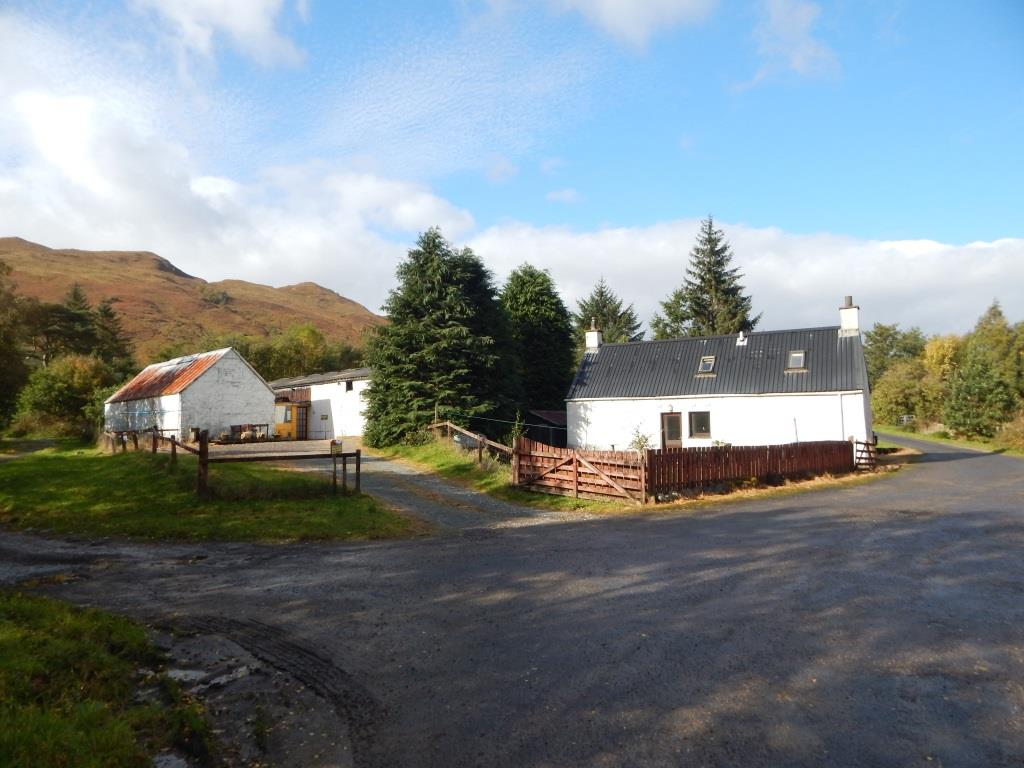 Tigh Iseabail & Bothy Cottage, Camuslunie, Kyle Of Lochalsh, IV40 8EA