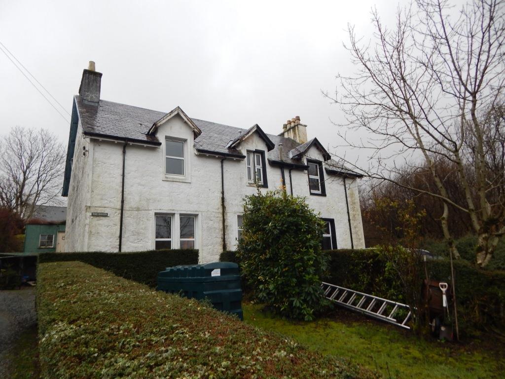 2 Distillery Houses, Carbost, Isle Of Skye, IV47 8SR