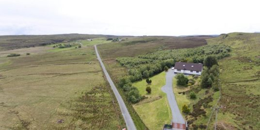 Grimeascaig, 4 Marishadder, Staffin, Isle Of Skye, IV51 9JG