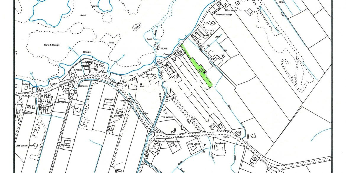 Croft Plan