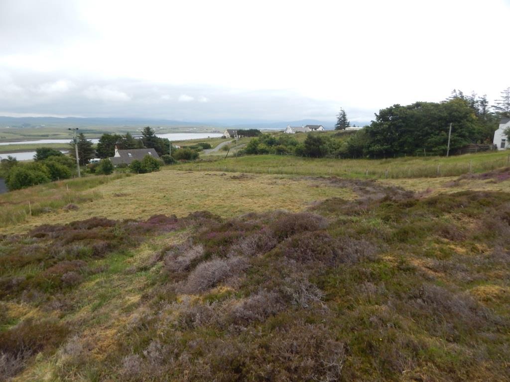 Building Plot, 10 Roag, Dunvegan, Isle Of Skye, IV55 8ZA