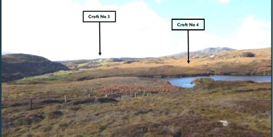 Croft Assignation, Crofts 3 & 4, East Gerinish, Isle of South Uist, HS8 5NZ
